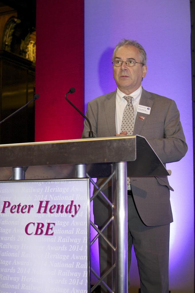 Sir Peter Hendy