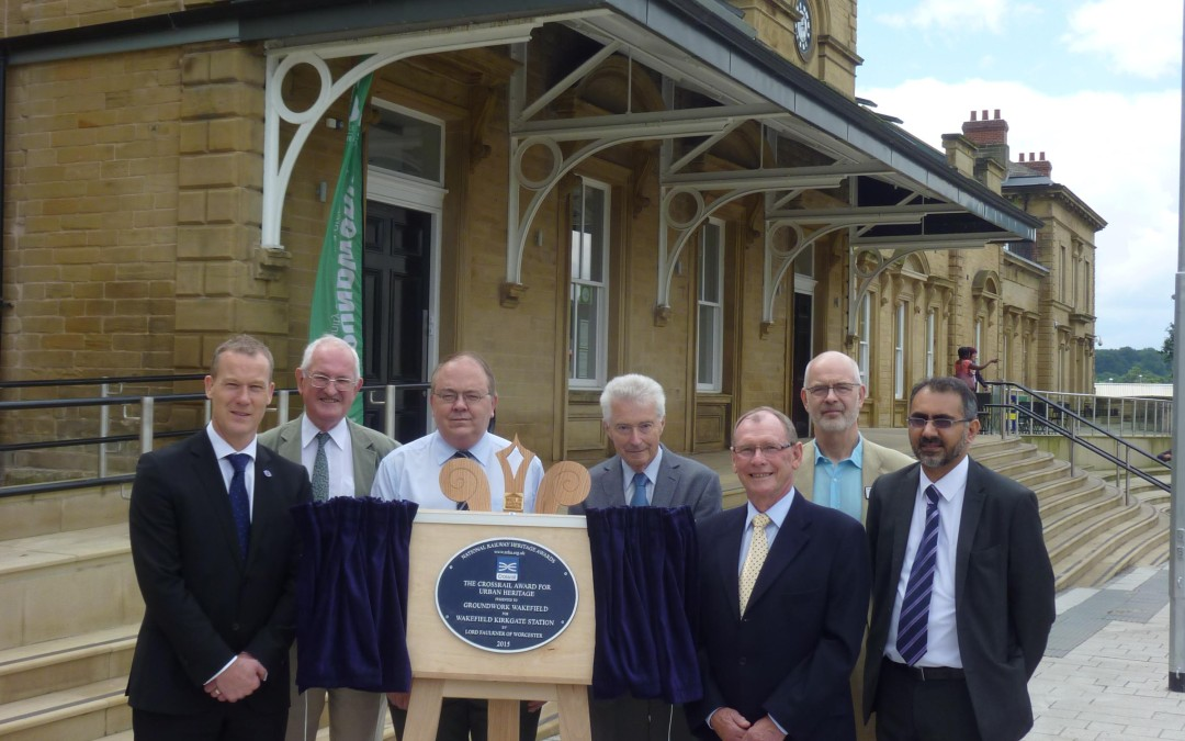 Wakefield Kirkgate transformation recognised