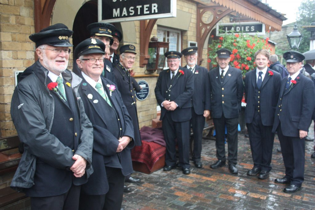 Severn Valley volunteers honoured b