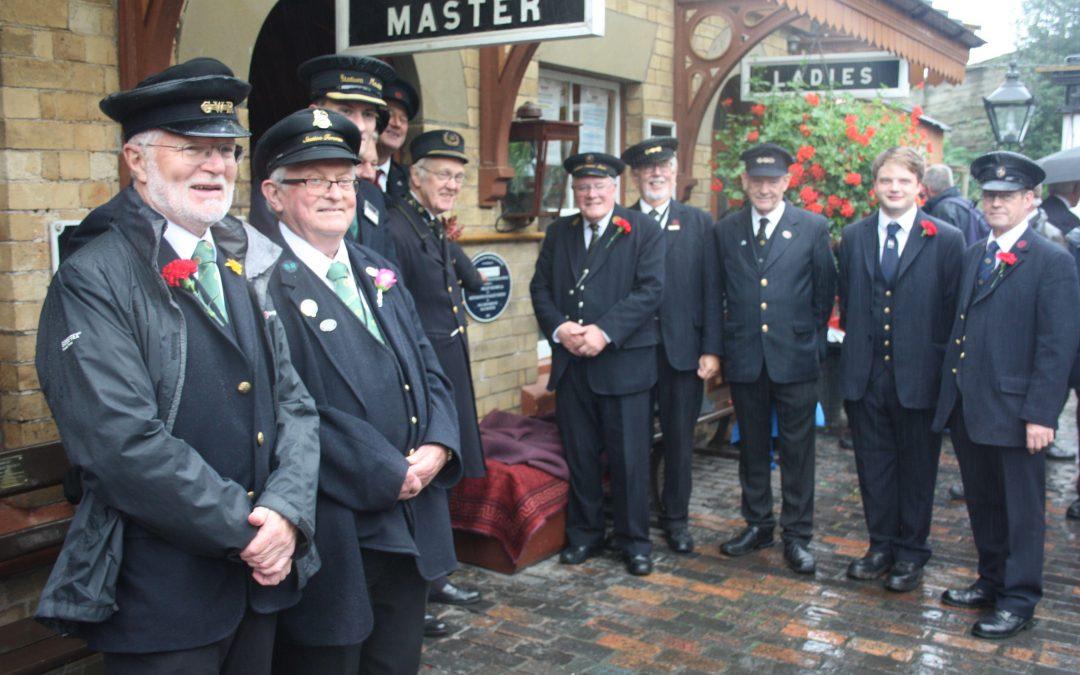 Severn Valley volunteers honoured