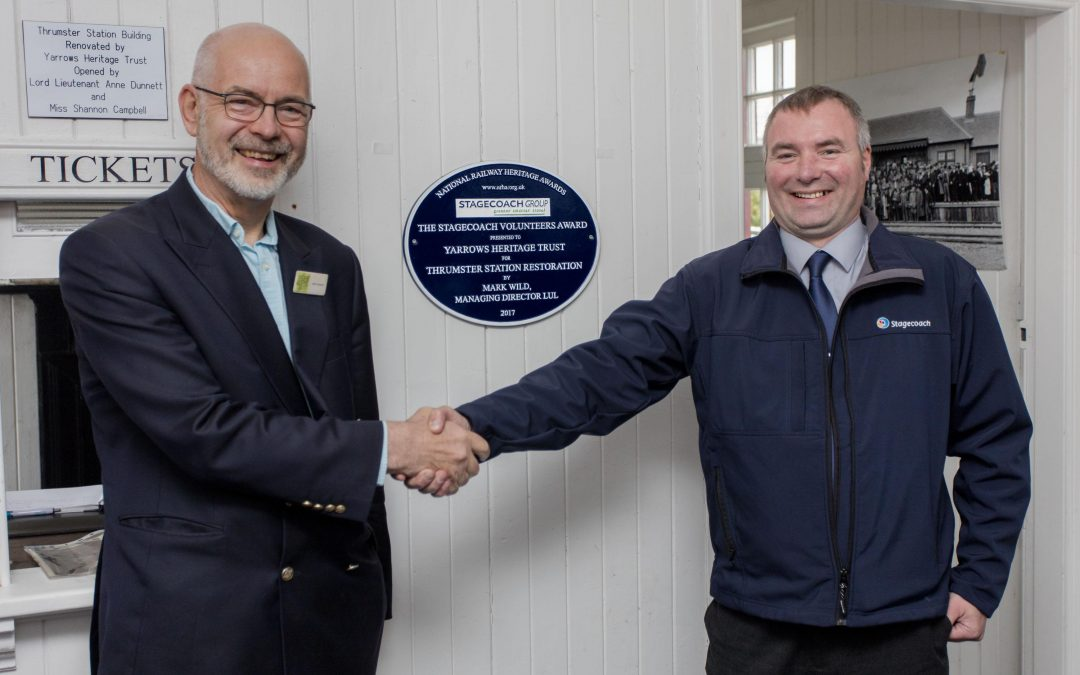 Thrumster plaque unveiled