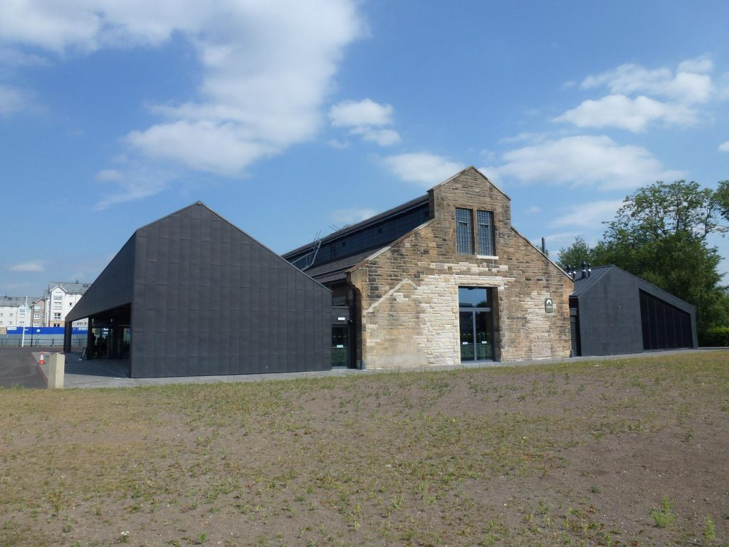 Historic Environment Scotland restoration highlighted