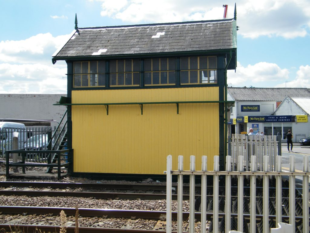 The award also covered the restoration of Worksop East signalbox, a McKenzie & Holland structure built originally for the Manchester, Sheffield & Lincolnshire Railway in 1880