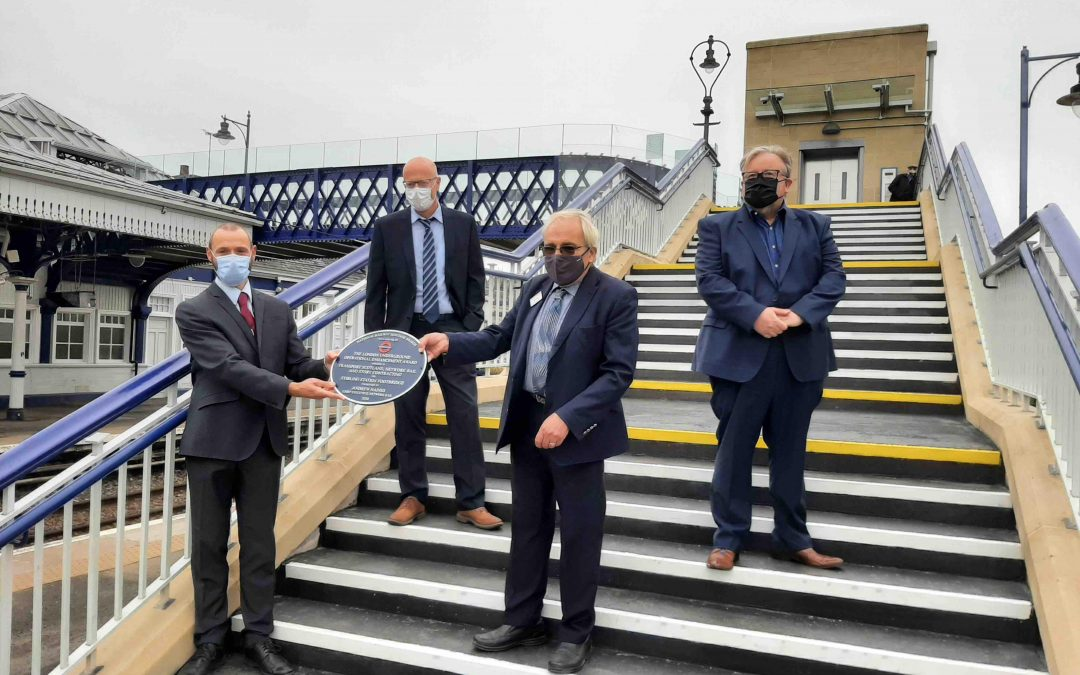 Four Scottish plaques unveiled over two days