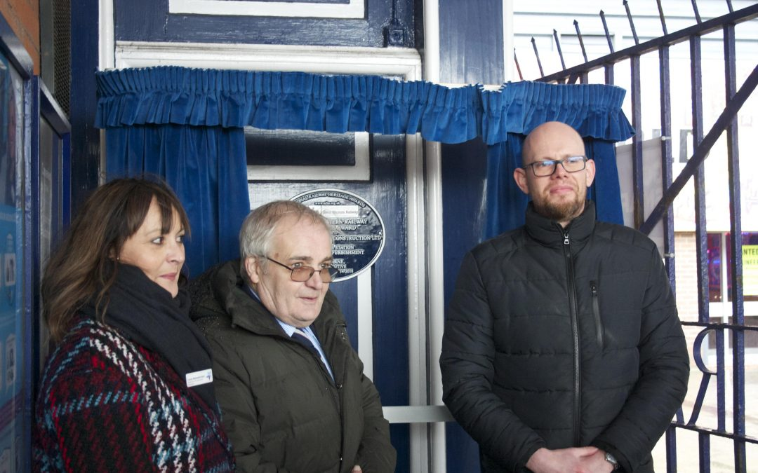 Cleethorpes Plaque unveiled
