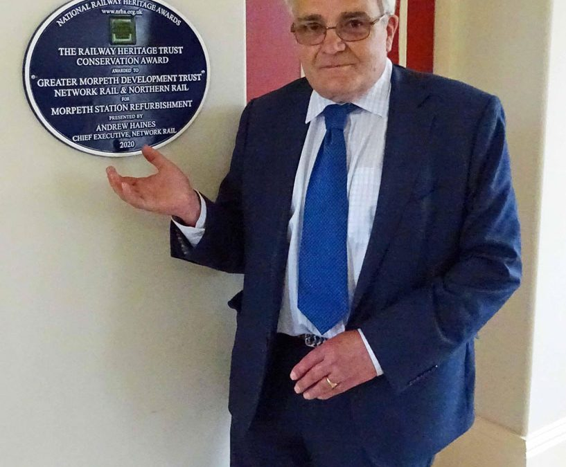 Berwick and Morpeth plaques unveiled